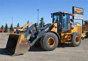 2014 John Deere 624K High Lift Wheel Loader *Low hours*