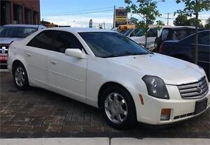 GORGEOUS 2004 CADILLAC CTS CERTIFIED $4,999.00 CERTIFIED