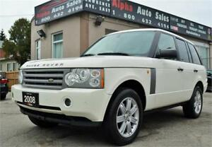 2008 Land Rover Range Rover HSE *NO ACCIDENTS* CERTIFIED|WARRANT