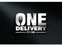 Delivery Driver- Earn up to £100 a day - immediate start
