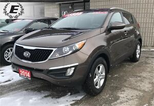 2014 Kia Sportage LX | WITH HEATED SEATS AND BLUETOOTH