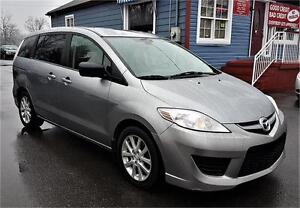 2010 Mazda5 GS MINIVAN 6 SEATS | Easy Car Loans For Any Credit