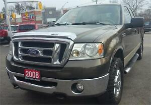 2008 Ford F-150 XLT 2 YEARS WARRANTY