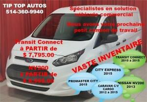 TRANSIT CONNECT NV200 CITY EXPRESS PROMASTER GARANTIE 2 ANS