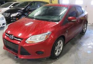 2013 Ford Focus SE WITH SUNROOF, Local car