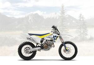 2017 Husqvarna FX 350 Enduro Cross