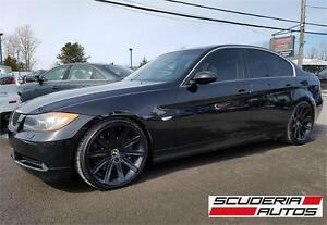 Bmw 335Xi 2009, AWD, 475 HP, 25 000$ investi, Voiture Impeccable