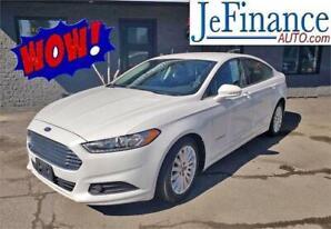 2013 Ford Fusion Hybride SE 75$ PAR SEMAINE 0$ COMPTANT 100% APP