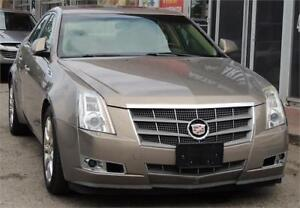 2008 Cadillac CTS w/1SB/\LEATHER/\SUNROOF