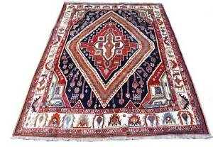 Stunning Qashqaei (Shiraaz) Tribal Hand Knotted Handmade Persian Hornsby Hornsby Area Preview