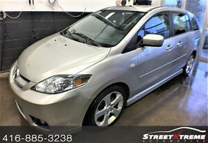2006 Mazda MAZDA5 GT POWER MOONROOF, LOCKS, AND WINDOWS