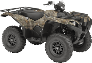 YAMAHA GRIZZLY 700 EPS SE DEMO