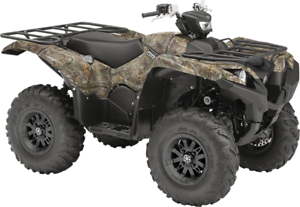 YAMAHA GRIZZLY EPS