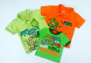 (76) T-shirts and polos for boys