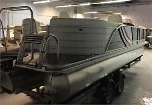 2017 South Bay Pontoon 525E 3.0, Boat, Watercraft, Yamaha