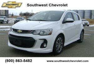 2017 Chevrolet Sonic LT 5-Door, Sunroof