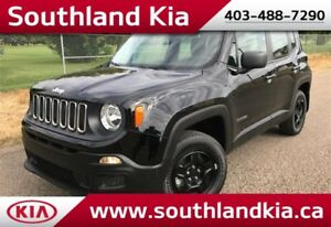 **WINTER-BLOW-OUT!!** 2016 Jeep Renegade SPORT 4X4