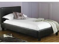 🔵💖🔴PREMIUM QUALITY🔵💖🔴FAUX LEATHER BED FRAME IN SINGLE,SMALL DOUBLE,DOUBLE & KING SIZE