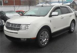 LINCOLN MKX LIMITED AWD 2008 ( NAVIGATION, BLUETOOTH )