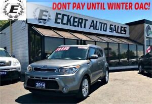 2014 Kia Soul EX GDI WITH REVERSE CAMERA / BLUETOOTH