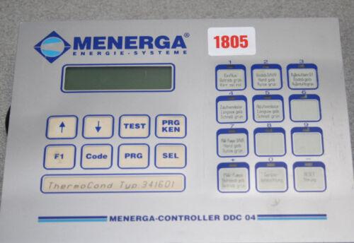Menerga Controller Ddc 04 Thermocond 341601 Se Elektronic