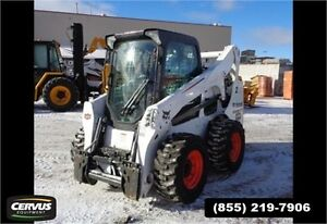 2014 Bobcat S750 ACS Skid Steer