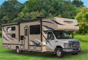 FOR RENT: 32' Class C Motorhome