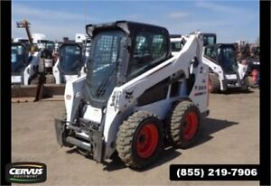 2015 Bobcat S590 ACS Skid Steer
