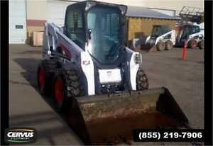 2014 Bobcat S630 ACS Skid Steer
