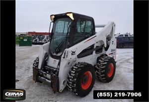 2015 Bobcat A770 All Wheel Loader