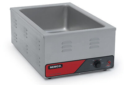 Nemco 6055a-cw Full Size Countertop Food Warmercooker 1500 Watts