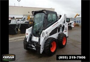 2015 Bobcat S570 ACS Skid Steer