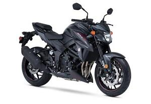 2018 Suzuki GSXS 750Z -Factory Order- No Payments for 1 Year**