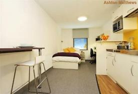 Studio flat in Fulham Palace Road, Hammersmith