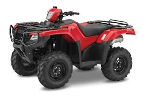 HONDA TRX500 RUBICON IRS EPS 2019
