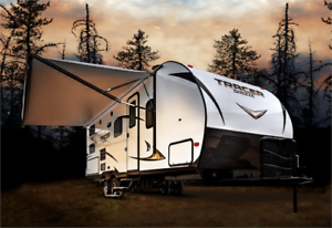 FOR RENT: Tracer Breeze 24DBS