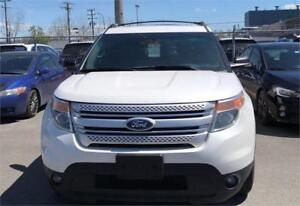 FORD EXPLORER 2011 XLT LIMITED 7 PLACES