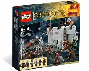 LEGO LORD OF THE RINGS SET 9471  BRAND NEW sealed