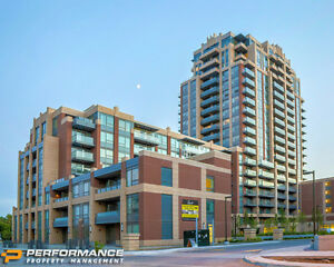...Large 2 Bed + 2 Bath Condo + Parking + Locker 18 Uptown