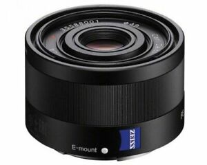 Negociable Sony Zeiss Sonnar 35mm f2.8 Brand New In Box + Filter