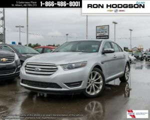 2017 Ford Taurus Limited AWD LTHR ROOF NAV
