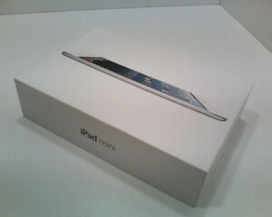 Apple iPad Mini 2 16G Silver- brand new in package, unopen