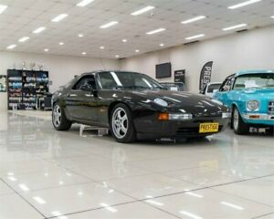 1993 Porsche 928 GTS Black 4 Speed Automatic Coupe Carss Park Kogarah Area Preview
