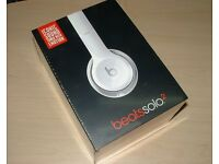 Beats By Dre Solo 2 Headphones - White