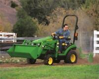 NEW John Deere 1025R Compact Utility Tractor North Bay Ontario Preview