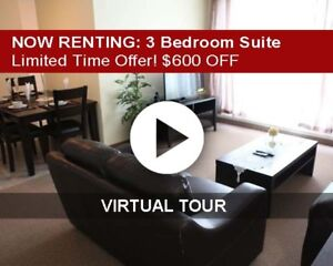 [NOW RENTING] 3 BDRM Apartment in River Park Glen ($600 OFF)