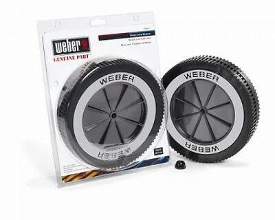 Weber 3621 8-Inch Replacement Wheel.