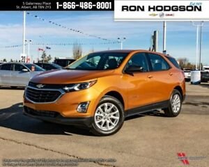2018 Chevrolet Equinox AWD HTD SEATS RMT START BACK UP CAM