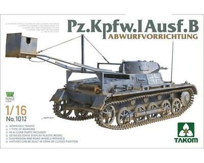 TAKOM ! NEUHEIT 1/16; Panzer 1 Ausf.B Abwurfvorrichtung
