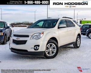 2015 Chevrolet Equinox LT LOADED WHITE DIAMOND LOW KM IMMACULATE